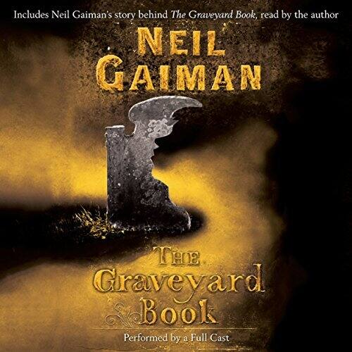 Neil Gaiman's The Graveyard Book audiobook $3.95 @ audible