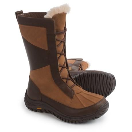 UGG® Australia Mixon Boots - Waterproof, Leather women's $79 @ Sierra Trading Post
