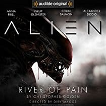 "Audiobook Alien: River of Pain $1.95 @ Audible   Full cast audio dramatization of ""Aliens"""