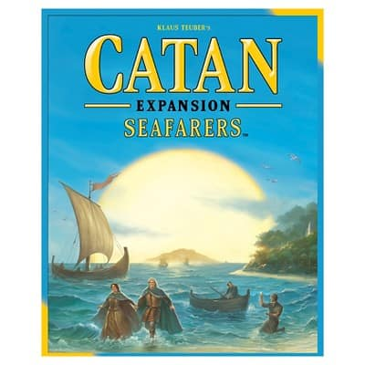 Settlers of Catan Seafarers Expansion $14.68 @ Target B&M very YMMV