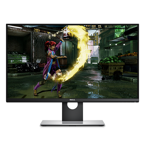 Dell 27 Gaming Monitor - S2716DG QHD 2560 x 1440 at 144 Hz TN monitor $399