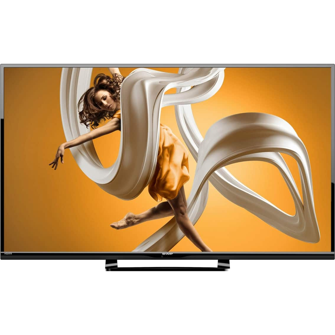 Military Only AAFES Sharp LC65LE645U 65 in. LED 1080p 120Hz Smart TV $594.15 Shipped