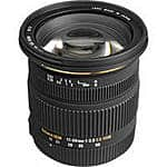 Sigma 17-50mm f/2.8 lens for Canon/Nikon/Pentax/Sigma/Sony A mounts $419 shipped