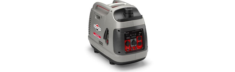 Amazon - Briggs & Stratton 30651 P2200 PowerSmart Series Portable 2200-Watt Inverter Generator $454.30