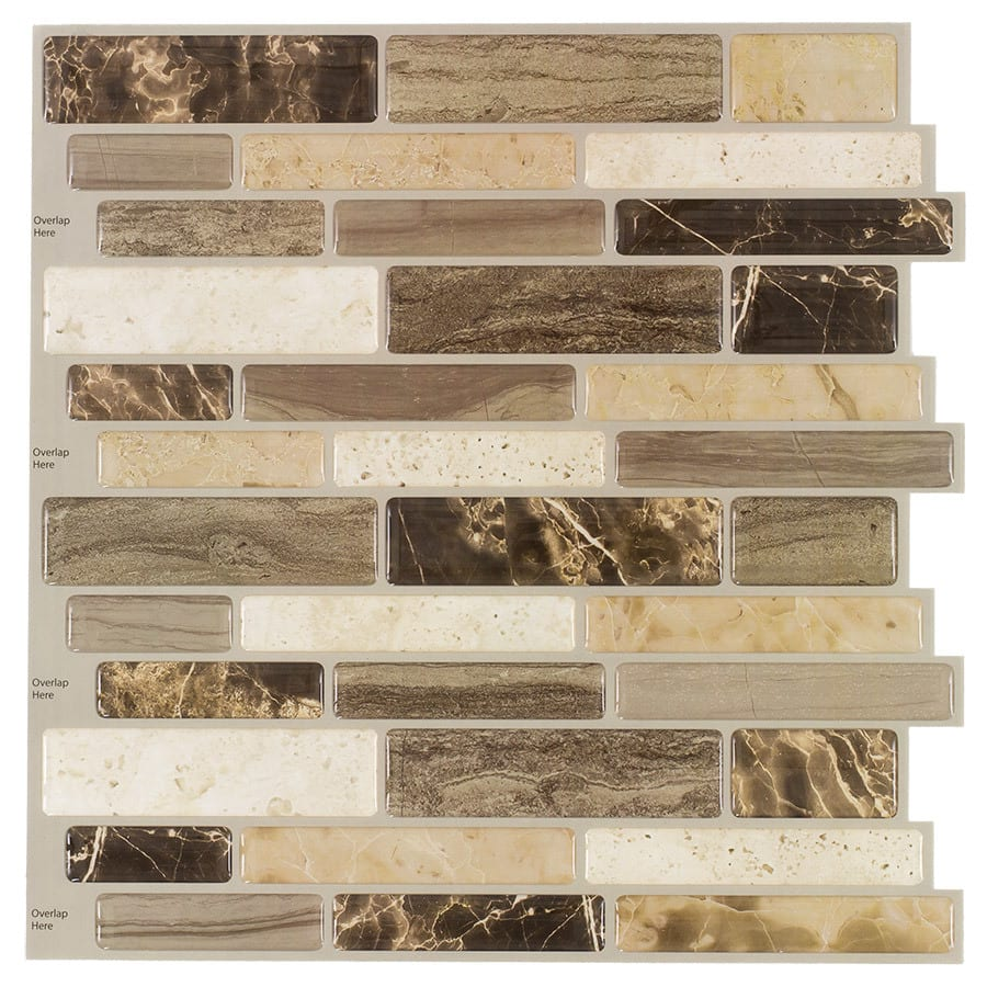 Lowe's 40% Off Peel And Stick Tiles