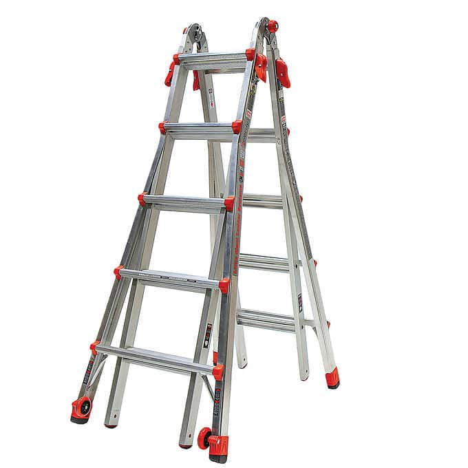 Costco Little Giant Velocity 22 Extension Ladder 150
