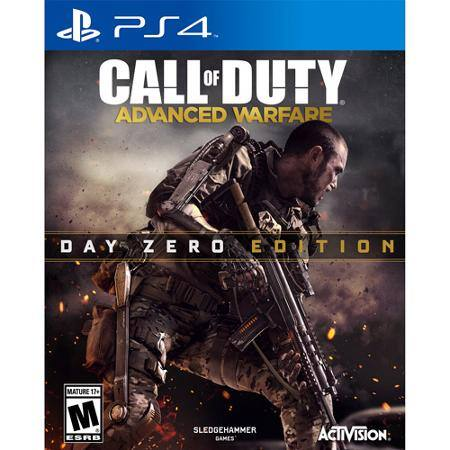 Walmart - 50% Extra Game Trade Credit When You Purchase Call of Duty - Advanced Warfare OR 100% Extra When Buying a PS4 on 11/3 or 11/4