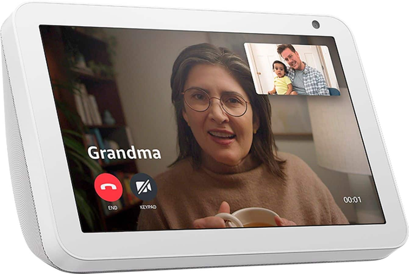 """Amazon - Echo Show 8"""" Smart Display with Alexa @ Best Buy - 64.99 $64.99"""