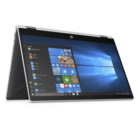 "YMMV $320 ($599) HP Pavilion X360 Convertible Laptop 15.6"" FHD Touchscreen"