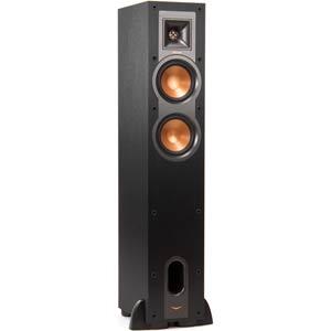 "Klipsch Dual 4.5"" Reference Floorstanding Speaker for $124 after todays code at Frys.com"