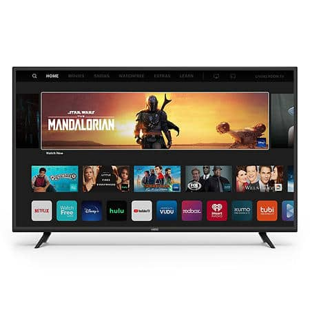 "VIZIO 40"" Class V-Series 4K HDR Smart TV - V405-H at at Sams club for $220+TAX"