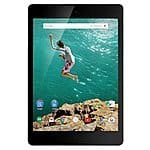 HTC 8.9 inch Nexus 9 Tablet (64-bit NVIDIA Tegra K1 2.3GHz, 2GB RAM, 16GB Memory, Wi-Fi, Android v5.0) Black $303 shipped