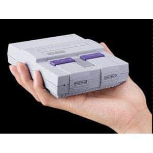 SNES Shipping July 28