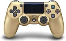 $39 DualShock 4 Wireless Controller for PlayStation 4 - Gold