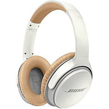 $199 Bose SoundLink around-ear wireless headphones II Black/White
