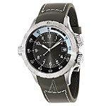 Hamilton Khaki Navy Sub GMT Swiss Watch $218 + FS