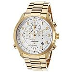 Bulova Precisionist 97B139 Chronograph Watch Silver or Gold $170.99 + FS + 10% cash back = $153.89 Net