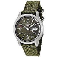 Amazon Deal: Seiko 5 Automatic Watch $42.51 + FS from Amazon