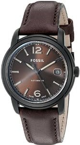 Fossil Swiss Automatic Watches with 11-Year Warranty Starting at $141 + FS