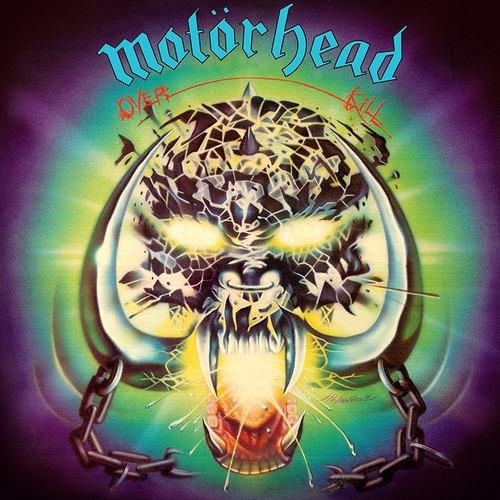 Vinyl Motorhead Overkill LP $10.38