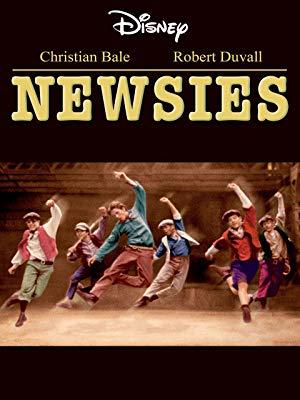 Newsies & Newsies The Broadway Musical in digital HD @ Amazon $8.99/$9.99