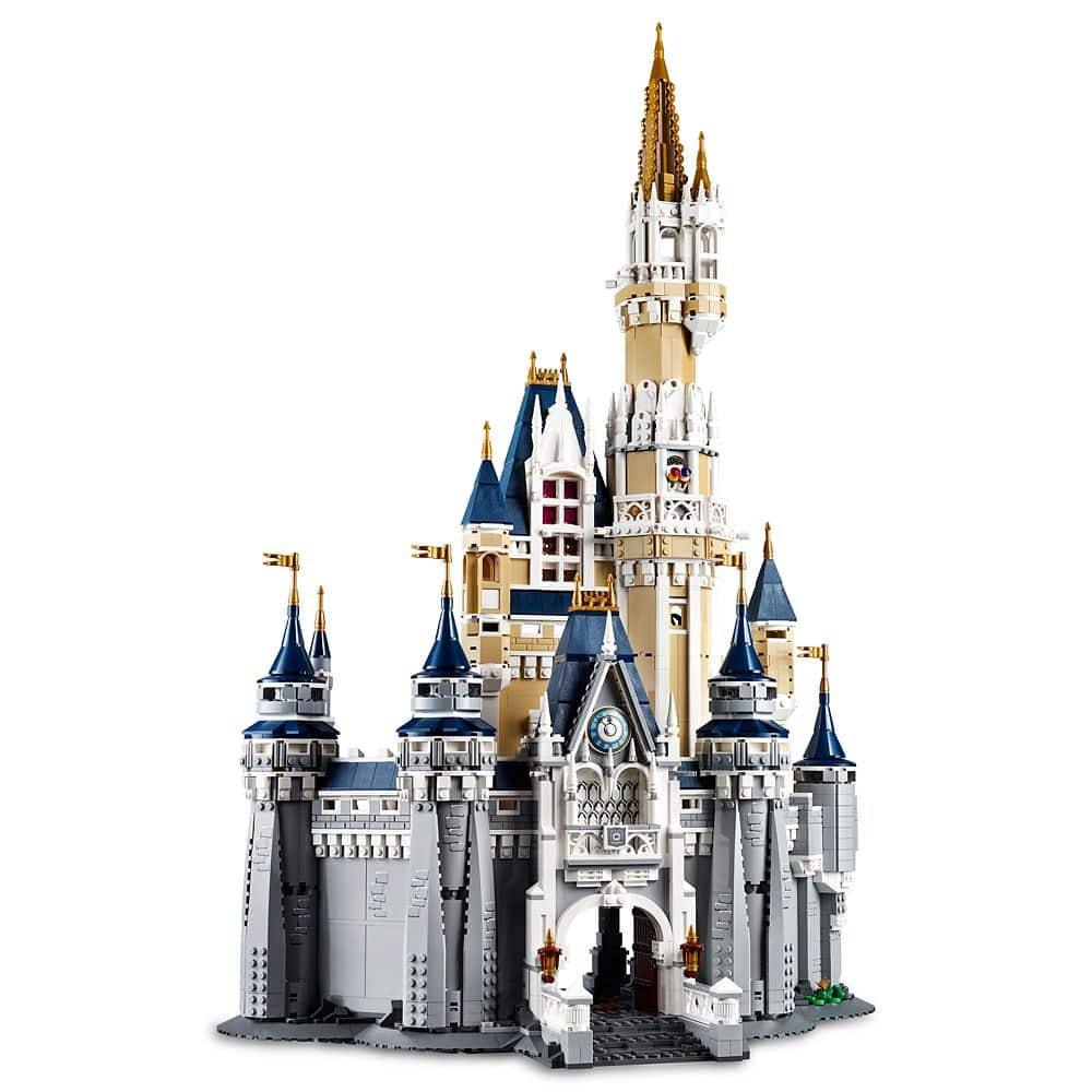 Disney Castle Playset by Lego (limited edition) back in stock $349.99