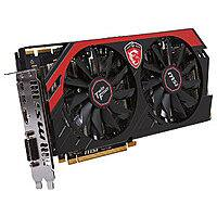 Newegg Deal: MSI Radeon R9 280 3GB GDDR5 Video Card + 3 AMD Gold Games $155 after $30 Rebate + Free Shipping