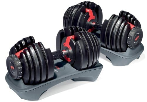 Bowflex SelectTech 552 Adjustable Dumbbells (Pair) - $185.16 Store Pick Up Walmart