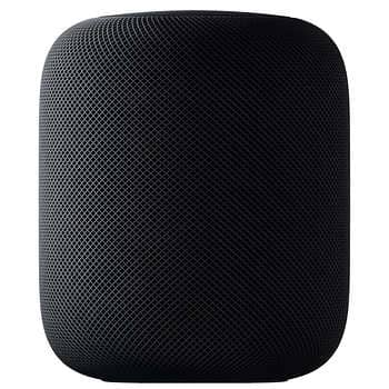 Apple HomePod Smart Speaker, Space Gray $199.97 at COSTCO