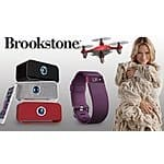 Brookstone $50 for $25 - Online or in store