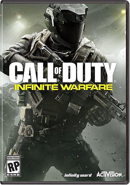 Call of Duty: Infinite Warfare - Standard Edition - PC Physical - $13 - Amazon Prime