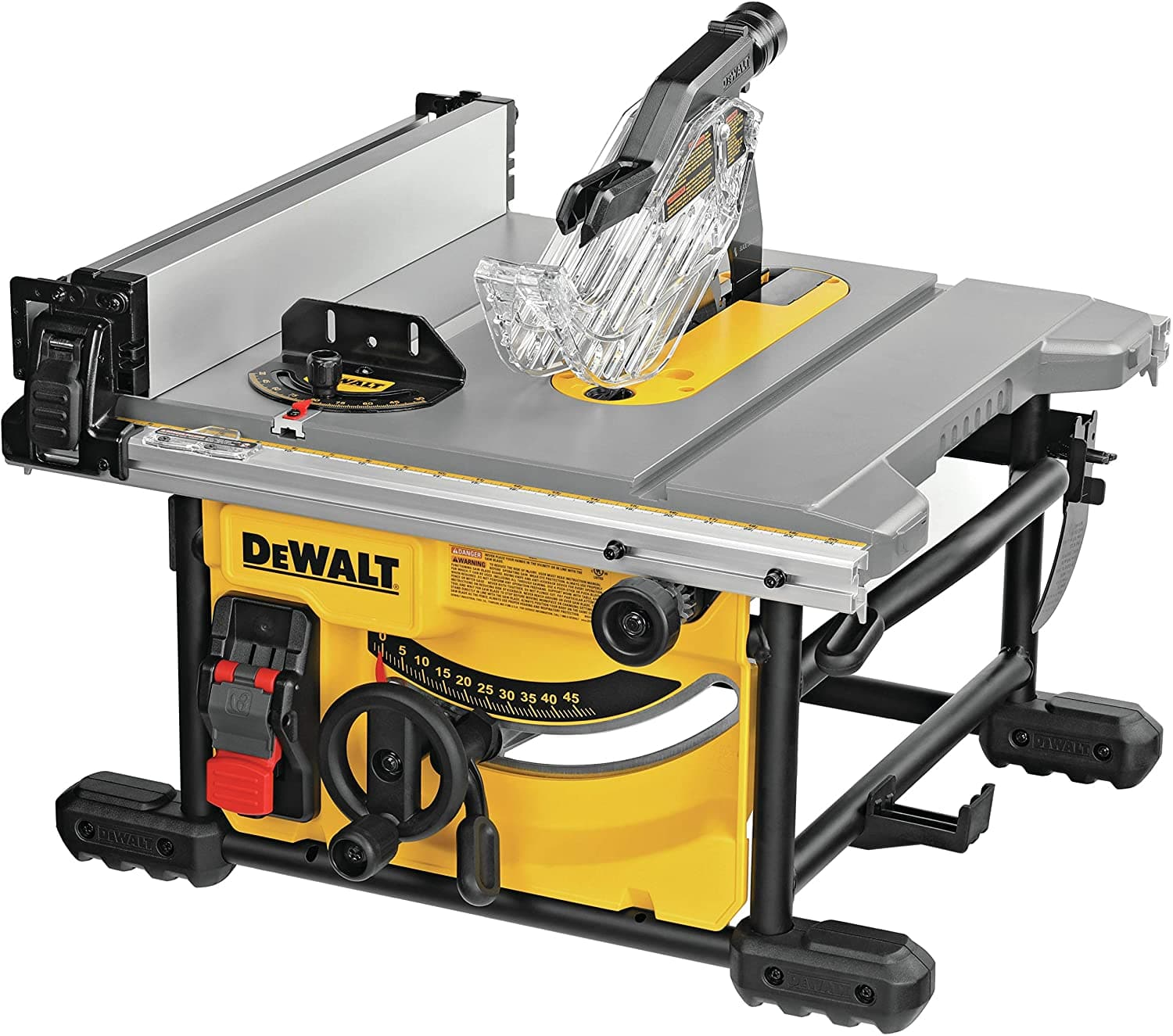 Dewalt 7485 8 1/2'' Table Saw No Stand - Amazon $279