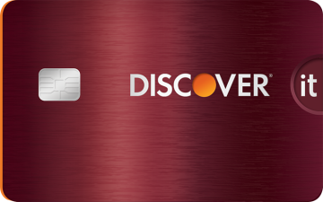 Discover Card 5% Categories for 2018