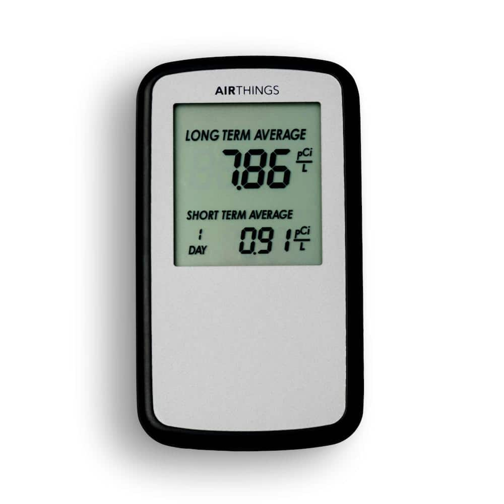 Airthings Corentium Home Radon Detector $99 at Home Depot (In store, YMMV, down from $180)