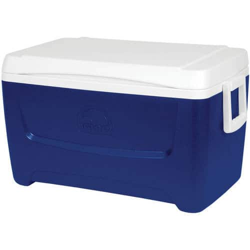 Igloo 48-Qt Island Breeze Cooler (Royal Blue) - $4.50 - Walmart.com store pickup - YMMV
