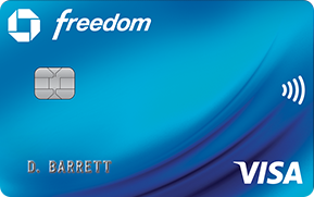Chase Freedom & Freedom Flex Q4 2020 5% Bonus Categories - Paypal and Walmart - Enrollment Live