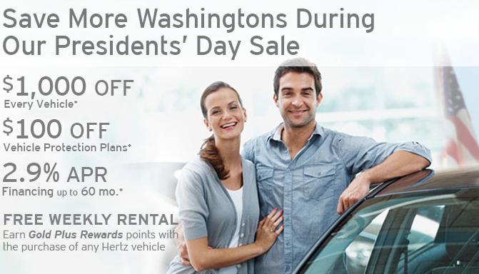 Hertz Car Sales - $1300 off Hertz Rental Car Sales