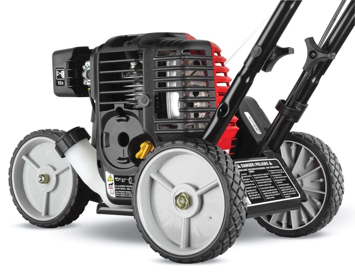 CRAFTSMAN E405 29cc 4-Cycle Gas Powered Grass Lawn Edger -  $115.87