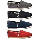 $29.99 Shipped Toms Womens and Youth Canvas shoes eBay Deal
