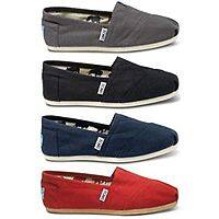 eBay Deal: $29.99 Shipped Toms Womens and Youth Canvas shoes eBay Deal