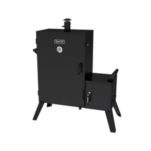 Dyna-Glo 50.2-in H x 43.3-in W 1890-sq in Charcoal Vertical Smoker   Lowes  $105.12