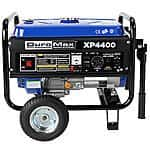 DuroMax XP4400 Portable Gas Powered Recoil Start Generator- $280