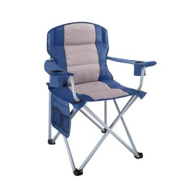 Oversize Folding Chairs - $5 YMMV @ Home Depot (red or blue)