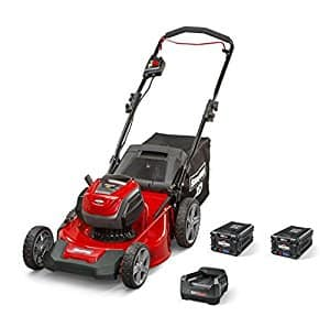 Snapper XD SXDWM82K 82V Cordless 21-Inch Walk Mower Kit with 2 batteries + charger at Amazon $422.11