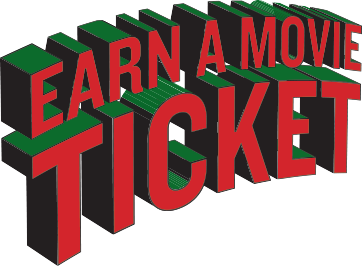 Hollywood Holidays Free Movie Ticket w/ purchase at Food lion 11/29-12/19