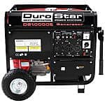 eBay DuroStar 10000W Gas Generator - DS10000E $619 Free Shipping