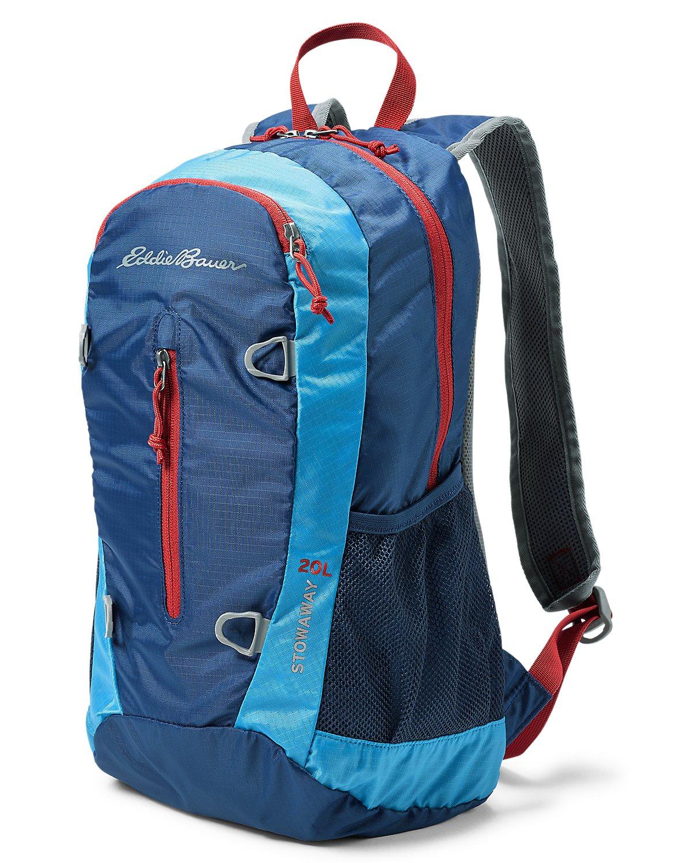 02ed38b564 Eddie Bauer Stowaway Bags  40L Duffel Bag  15 or 20L Backpack ...