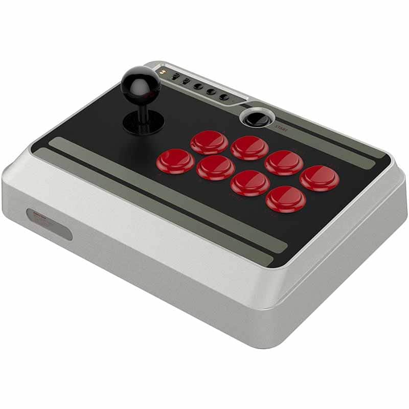 8Bitdo NES30 Arcade Stick for Nintendo Switch, PC, Mac & Android - Fry's $69.99 Free Shipping