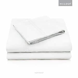 50% Off Malouf Bamboo 4-pc Sheet Sets (Various Sizes & Colors) - From $45 + Free Shipping