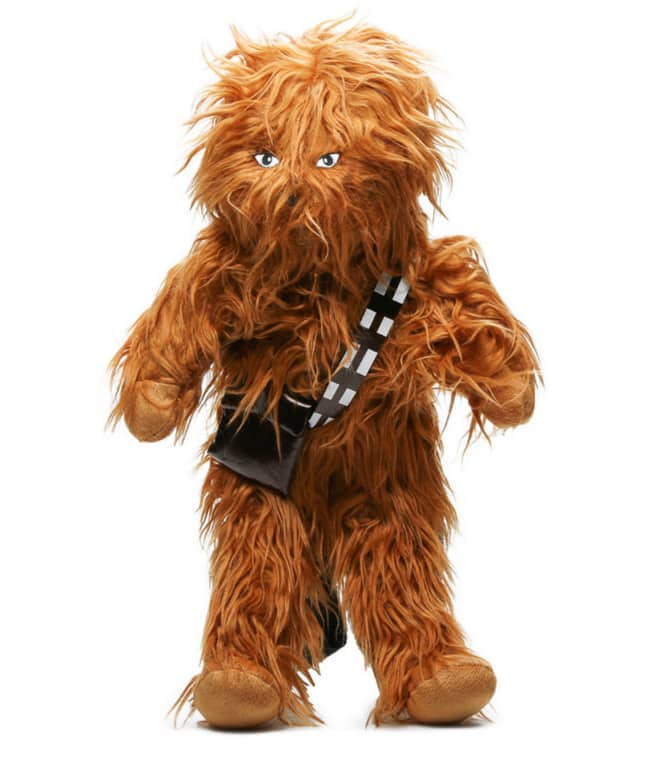 Star Wars Jumbo Plush Backpacks - $5 + Free Shipping Over $25